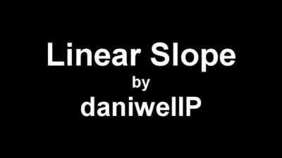 Linear Slope by daniwellP