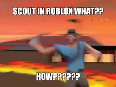 scout in roblox