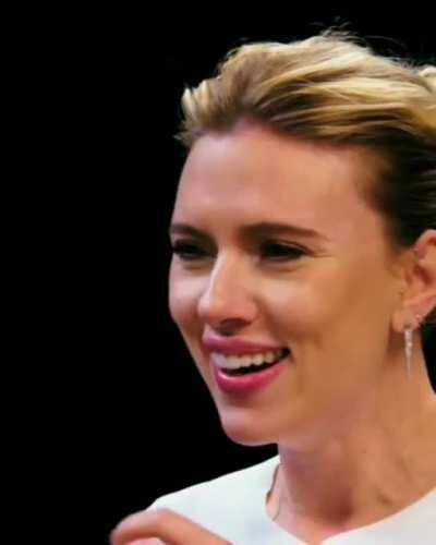 Scarlett Johansson 'Hot Ones' Ultimate Cut :