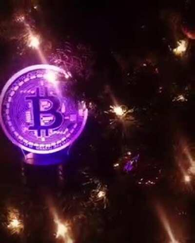 Who else is feeling the Cryptmas spirit? Lol
