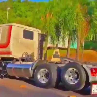 Gosto caminhão