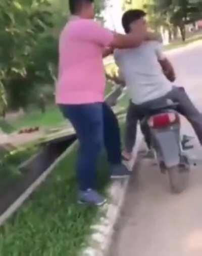 WCGW Getting a ride while drunk
