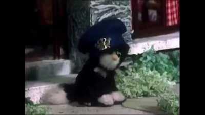 The postman pat we all knew and loved.