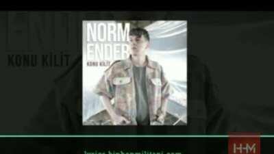 Norm Ender'in 10 temmuzda yayınlayacağı parça