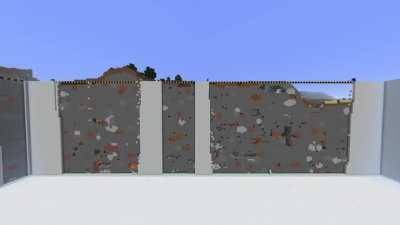 Timelapse of creating a concrete wall:)