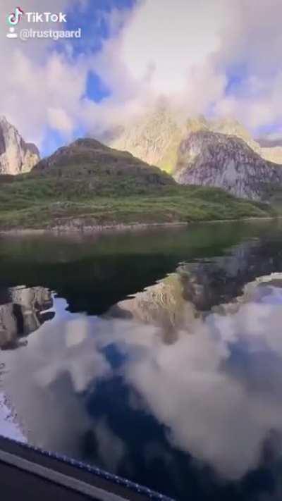 Rib in LOFOTEN, NORWAY 🇳🇴