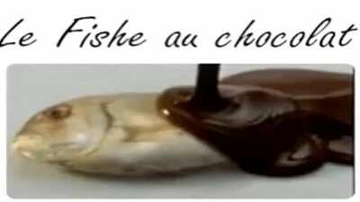 Le Fishe au chocolat