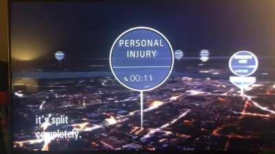 High drama on tonight's BBC episode of Ambulance