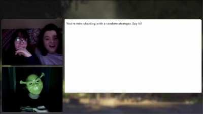 omegle can be strange