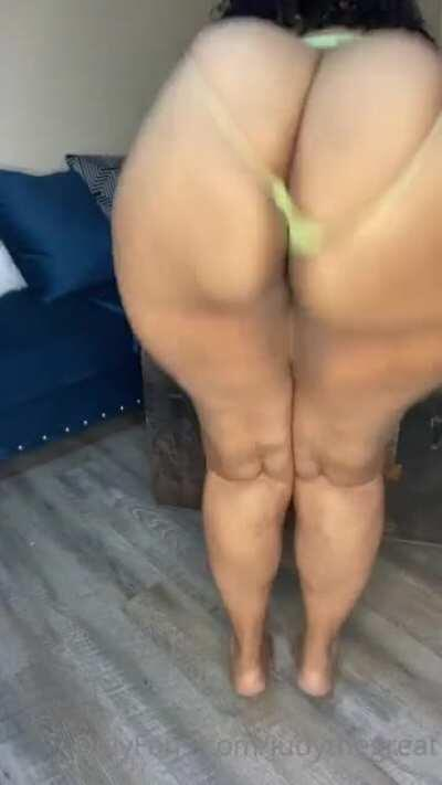 JŪ|)¥ BBW Booty Clapping 🔥🔥🔥🤙🏻👏🏻 Another One