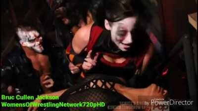 Gail Kim kidnapped
