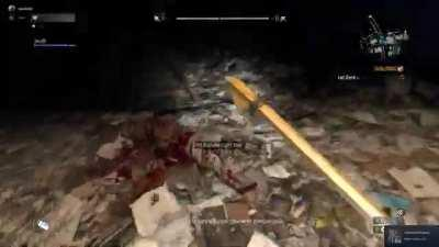 Me and my friend playing Dying Light. I'm the one screaming