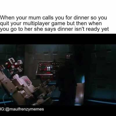 They don't understand you can't pause an online game