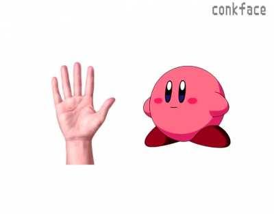 No more kirby