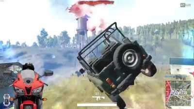 Sometimes Just Speed And Momentum Will Get You By Champions Club. Doc & PUBG physics = Clip