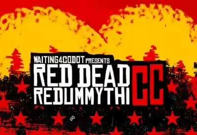 Red Dead Redummy Thicc