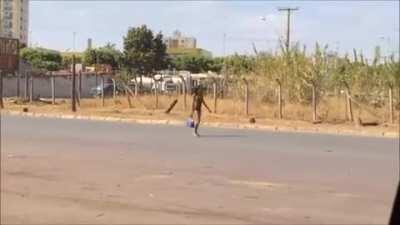 Streetwalkers in Brazil