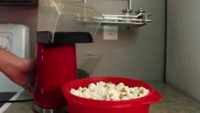 Popcorn and Netbrix (lego stop motion)