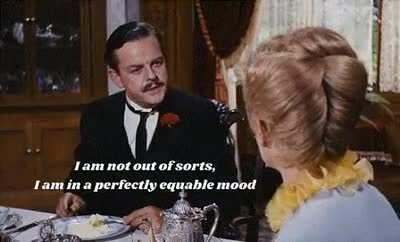 MRW my wife asks me if I'm in a bad mood
