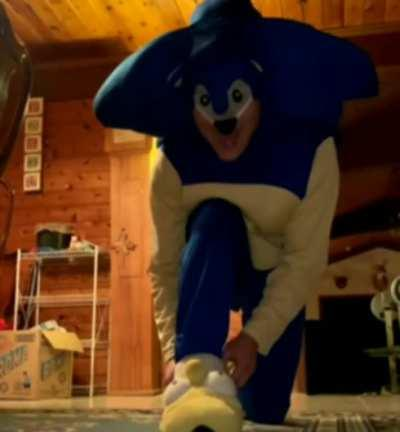 Sonic the butthogh