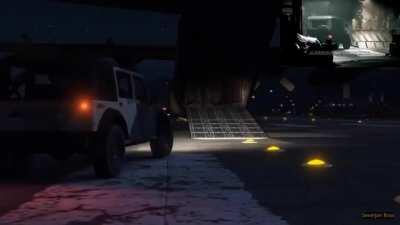 I Recreated the New COD trailer in GTA 5. Made all the scenes by myself so that's why Some scenes/people are missing. Tried my best and I think it looks good