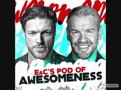 A Stone Cold impersonator calls into Edge and Christian's old podcast and preforms their theme songs.