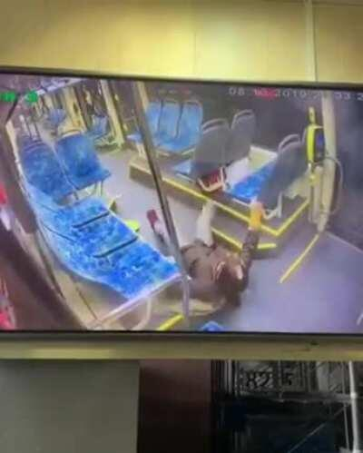 WCGW texting while operating a train