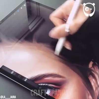 Making a Digital Portrait