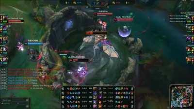 dont tilt when behind as a jungler, your smite is always important