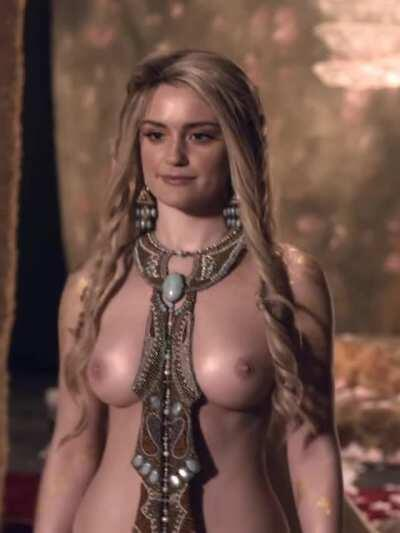 Alicia Agneson from Vikings on/off