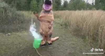 Deep bucket make u ahh...
