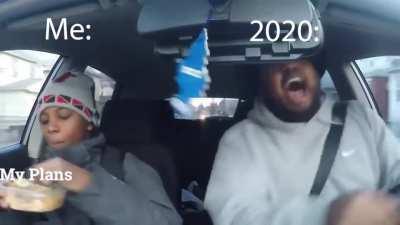2020 behind the wheel
