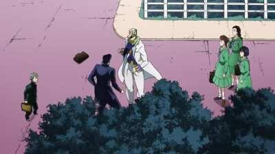 When someone calls me a normie for watching jojo