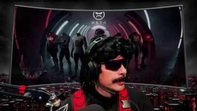 DrDisrespect, a famous and prominent Twitch streamer, suddenly is banned from the platform after speaking about David Icke yesterday. He checks his phone @ 2:00 mins and knows it's over...what is this about???