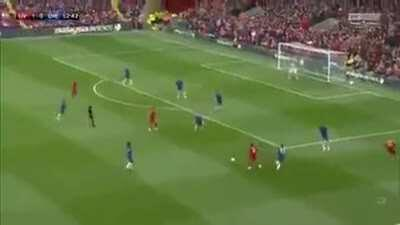 Saw this goal from two years ago on r/liverpoolfc, thought it would fit here... enjoy