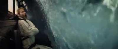 Mission Impossible: Fallout (2018) - Lane hyperventilates before being submerged, giving more oxygen to the blood/brain than a single deep breath, allowing him to stay conscious longer.