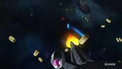 Gundam Thunderbolt was fun...