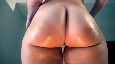 Ashley Alban's Fat Ass Twerking