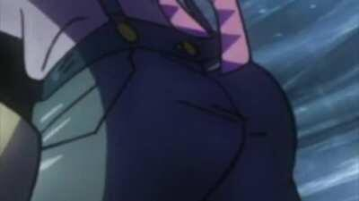 Caesar's ass cheeks are stronger than Hamon