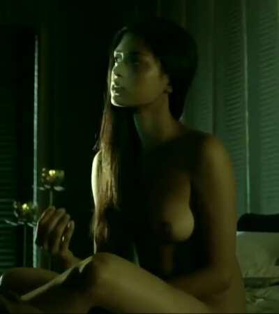 Indian Actress Tilotama Dutta Full Nude in 'Guns & Thighs'