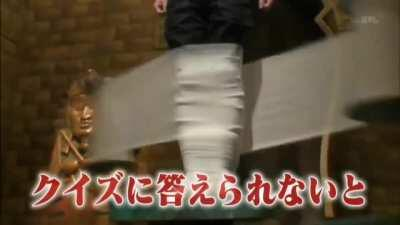 I found the same mummy segment from Batsu 2019 in a game show clip from 8 years ago
