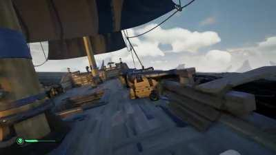 sea of thieves is scary