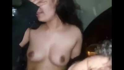 🔥🔥Beautiful Girl Fucking Inside Car Clear hindi Voice🔥🔥Video Link In Comment♾