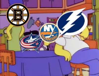 That team sure did suck