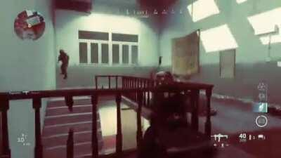 Scary moment in COD