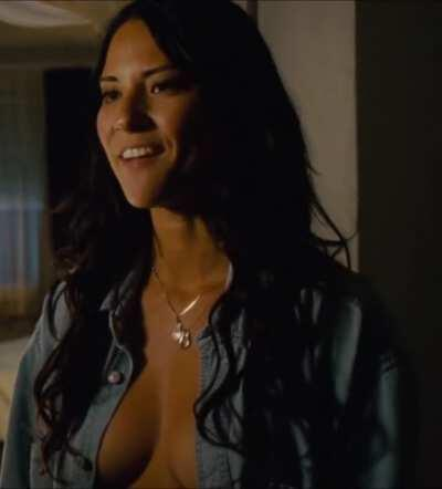 Prime Olivia Munn is sexy hot