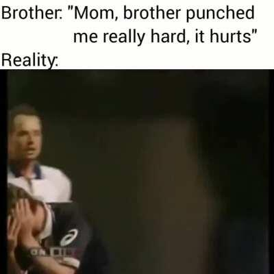 Plot of every sibling fight