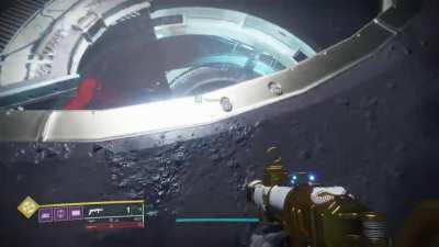 My first Destiny raid
