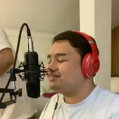 WCGW singing with your eyes closed
