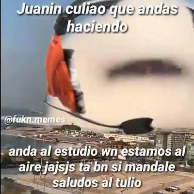Juanin watcha doing